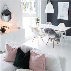 Dining Room Design, Dining Room Decor, Interior Design, Small Room Bedroom, New Living Room, Home, Interior Design Living Room, Bedroom Design, Home Decor