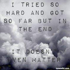New Music Lyrics Quotes Linkin Park Ideas Song Lyric Quotes, Music Lyrics, Music Quotes, Music Songs, Song Lyrics Rock, Park Quotes, New Quotes, Funny Quotes, True Quotes
