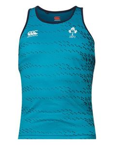 9853f07a429 Irish Rugby Rugby union team Adults Training Singlet Vest Shirt Trikot  Maglia Camiseta Jersey Kit JERSEY BNWT