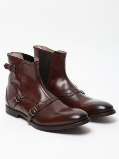 Alexander McQueen mens boots