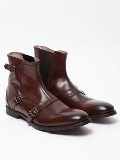The Alexander McQueen 3-Buckle Columbia Boot for autumn/winter '11