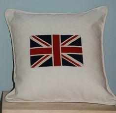 Union Jack Cushion Covers