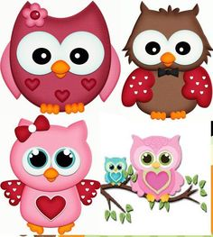 Created by Frances Byrne using Sizzix Owl Bag designed by L Owl Crafts, Diy And Crafts, Crafts For Kids, Owl Themed Parties, Paper Crafts Magazine, Owl Bags, Cartoon Clip, Baby Clip Art, Sewing Appliques