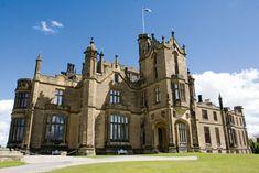 "Allerton Castle, North Yorkshire, England (the site of the 1993 film ""The Secret Garden"")"