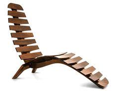 STERNUM CHAISE Criada pelo Designer Don Howell para Hellman-Chang, a Sternum Chaise é feita em madeira maciça e pelas mão de um artesão. Ela foi desenhada não apenas para dar a ilusão de uma coluna vertebral mas, com seu design ergonômico consegue oferecer o máximo de conforto e ainda ser deslumbrante. #camilakleinarquiteta #design #homedecor #inspiracao #chaise #mobiliario @hellman_chang