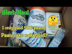Welcome to my iHerb Haul video. In my previous video linked below, I explained why it is cheaper to buy here than other health store in the Philippines. Explain Why, Collagen, Lemonade, Philippines, Coding, Pure Products, Health, Youtube, Salud