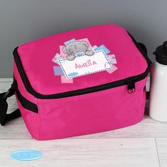 Personalised 'Tatty Teddy' Me To You Lunch Bag - Girls