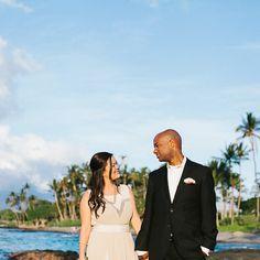 Mauna Lani Bay, Big Island | 25 Impossibly Beautiful Wedding Locations In Hawaii