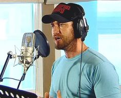 He can sing too :) Gerard Butler. Watch Phantom of the Opera... you'll see!!!