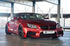 BMW M6 Prior Design                                                                                                                                                                                 Mehr
