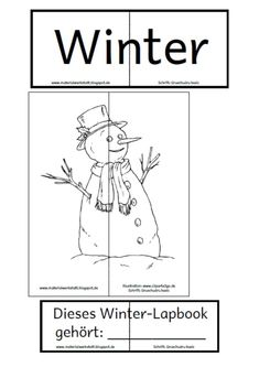 Over the past few days, I& been creating materials for a winter lapbook t . Education Major, Elementary Education, Science, Teaching Materials, Diy For Kids, Fun Facts, Kindergarten, The Past, Amazing Facts