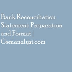 The first step in a bank reconciliation statement is to prepare an adjusted cash book. This is to take cognizance of either charges or receipts that may have occurred directly in the bank account without the knowledge of the business. Accounting Notes, Bank Account, First Step, Knowledge, Business, Books, Livros, Consciousness, Livres