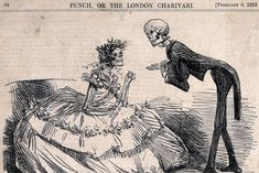 Arsenic dresses, mercury hats, and flammable clothing caused a lot of pain. Punch magazine via National Geographic