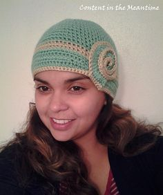 Ravelry: Project Gallery for Nautilus Cloche Teen-Adult pattern by Creative Threads by Leah