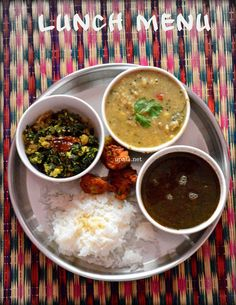 South Indian Lunch Menu-7 http://www.upala.net/2016/02/south-indian-lunch-menu-7.html