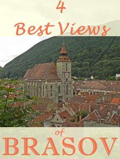 4 Best Views of Brasov