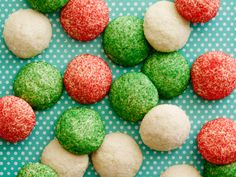 Soft Sugar Cookies recipe from Food Network Kitchen via Food Network