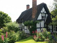 Pollyanna Cottage, Birlingham, Worcestershire.