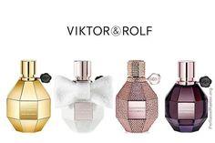 Viktor and Rolf Perfume Collection 2013