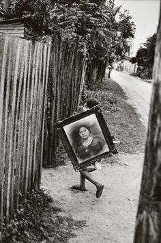 Henri Cartier-Bresson, Mexiko, 1964 last picture show