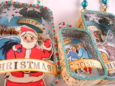 Oops, I Craft My Pants: Ornaments