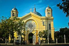 San Diego Cathedral in Silay City, Negros Occidental. Cathedrals, Islands, San Diego, Catholic, Tourism, Photo Galleries, Spirituality, Europe, City