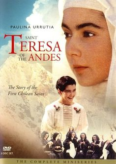 This beautiful mini-series produced in Chile tells the story of the inspiring life of St. Teresa of the Andes, a young Carmelite saint who lived in the 20th century and died at the age of 19. She was canonized by Pope John Paul II in 1993 and is a great witness for today's youth.
