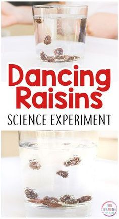 A simple science experiment for kids of all ages.