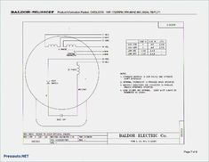 Baldor Motor Capacitor Wiring Diagram from i.pinimg.com