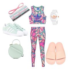 """""""Untitled #369"""" by mswrightstyles on Polyvore featuring adidas Originals, adidas and Tammy & Benjamin"""