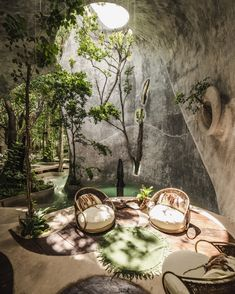 Exterior Design, Interior And Exterior, Casa Hotel, Earthship Home, Organic Architecture, Beautiful Places To Visit, My Dream Home, Renting A House, Instagram