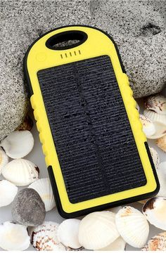 Universal Waterproof Solar Power Bank Bateria Externa Solar Charger Powerbank for All Mobile Phone for Pad Portable Phone Charger, Solar Charger, All Mobile Phones, Gadgets And Gizmos, Selfie Stick, Solar Power, Smartphone, Texting, Technology