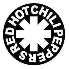 red hot chili peppers logo - Поиск в Google