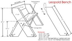 Best representation descriptions: Aldo Leopold Bench Plans Related searches: Free Printable Woodworking Patterns,Free Woodworking Project P.