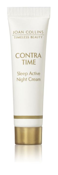 CONTRA TIME - Sleep Active Night Cream 12ml  Part of the Skin Care Try Me Kit. #SleepActiveNightCream #SleepActive #NightCream #NightTime #NightTimeRoutine #ContraTime #CellularEnergising #SkinRevival #SkinCare #ReduceSignsofFatigue #Fresher #Brighter #Hydrating #Moisturising #SkinFirmness #Brightens #Calming #Protective #Rejuvinating #Super7 #SuperSeven Discovery Kit, Night Time Routine, Joan Collins, Timeless Beauty, Calming, Skincare, Sleep, Cream, Ageless Beauty