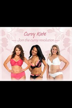 We've combined forces. Come join the Curvy revolution over on our Facebook page. Whoop!
