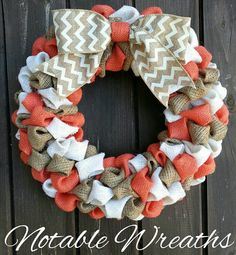 Follow us on Instagram @notablewreaths for the latest shop designs and sales!