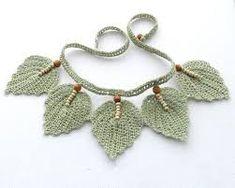 Αποτέλεσμα εικόνας για crochet jewelry