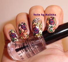 Nails by Malinka: MoYou Pro Collection-14