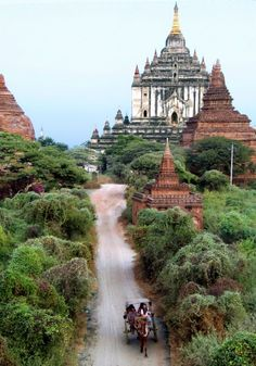 Responsible travel to Burma. Pagan, just like I remembered it.