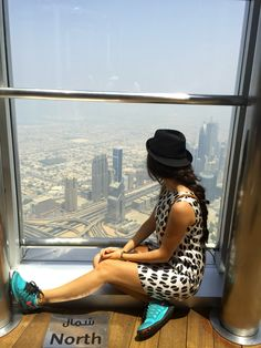 Summer in Dubai Burj Khalifa, Dubai, Cover Up, Beach, Summer, Dresses, Fashion, Vestidos, Moda