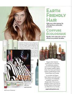 KeraGreen Keratin Treatment: Formaldehyde-free. Organic. Eco-Friendly. Effective. #salonproductstotry