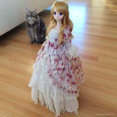 Smart Doll Kizuna Yumeno by Yichun Fu