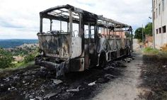 Polícia prende suspeito de articular incêndios a ônibus na Grande BH