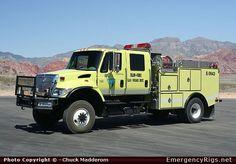 Wildland Fire Trucks   Fire Apparatus Company Commercial Cab Wildland Emergency Apparatus ...