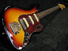 Fender Bass VI - always wanted one.