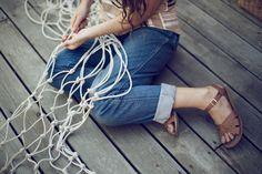 How to make a hammock - Kinfolk