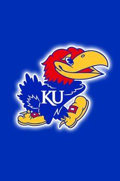 Kansas Jayhawks for iPhone 4