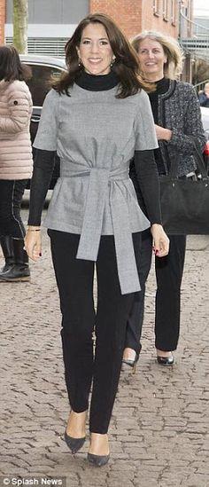 HRH Crown princes Mary of Denmark
