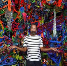 Wet Paint: Kenny Scharf Says a Gstaad Dealer Stole His Art, Justin Bieber Parties at UTA Artist Space, & More Juicy Art-World…
